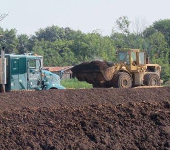 feedlot waste management